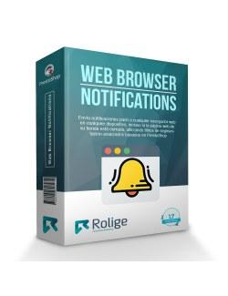 Web Browser Notifications Module for PrestaShop